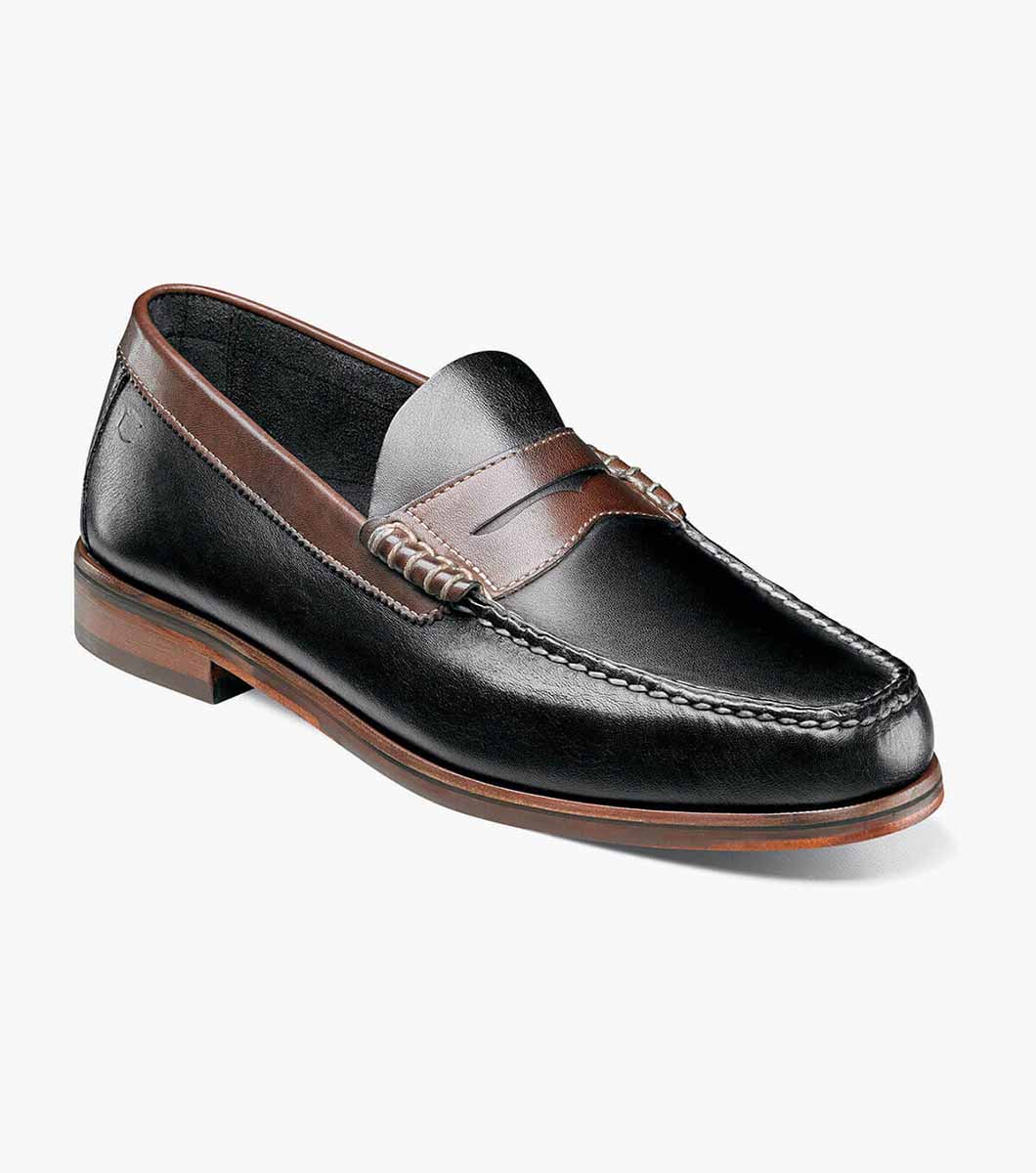 925de907a5a Heads Up. Moc Toe Penny Loafer