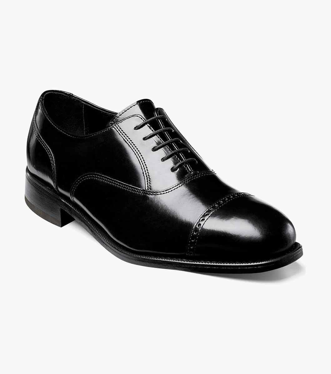 Lexington Cap Toe Leather Classic Oxford
