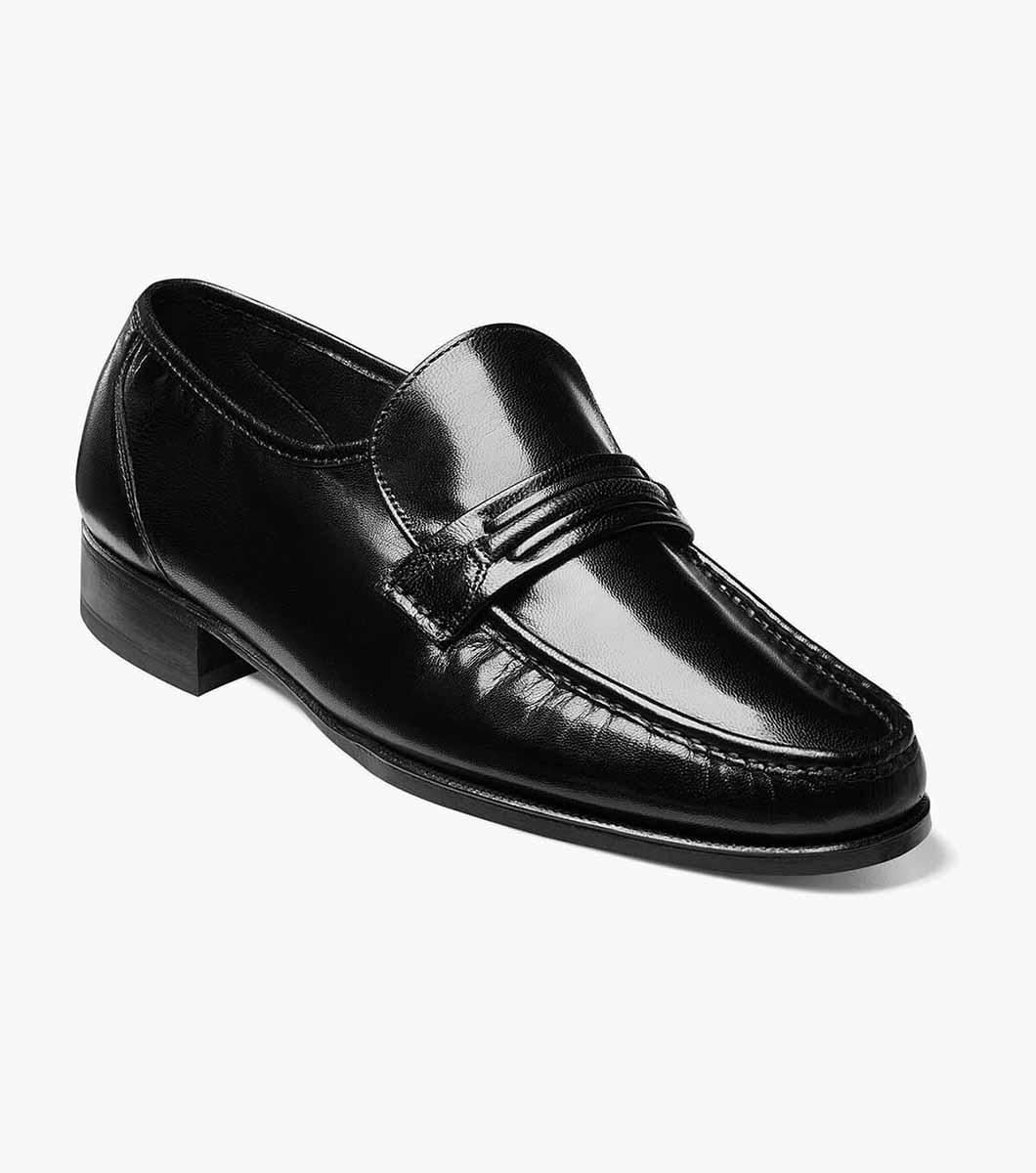Florsheim Men's Como Moc Toe Leather