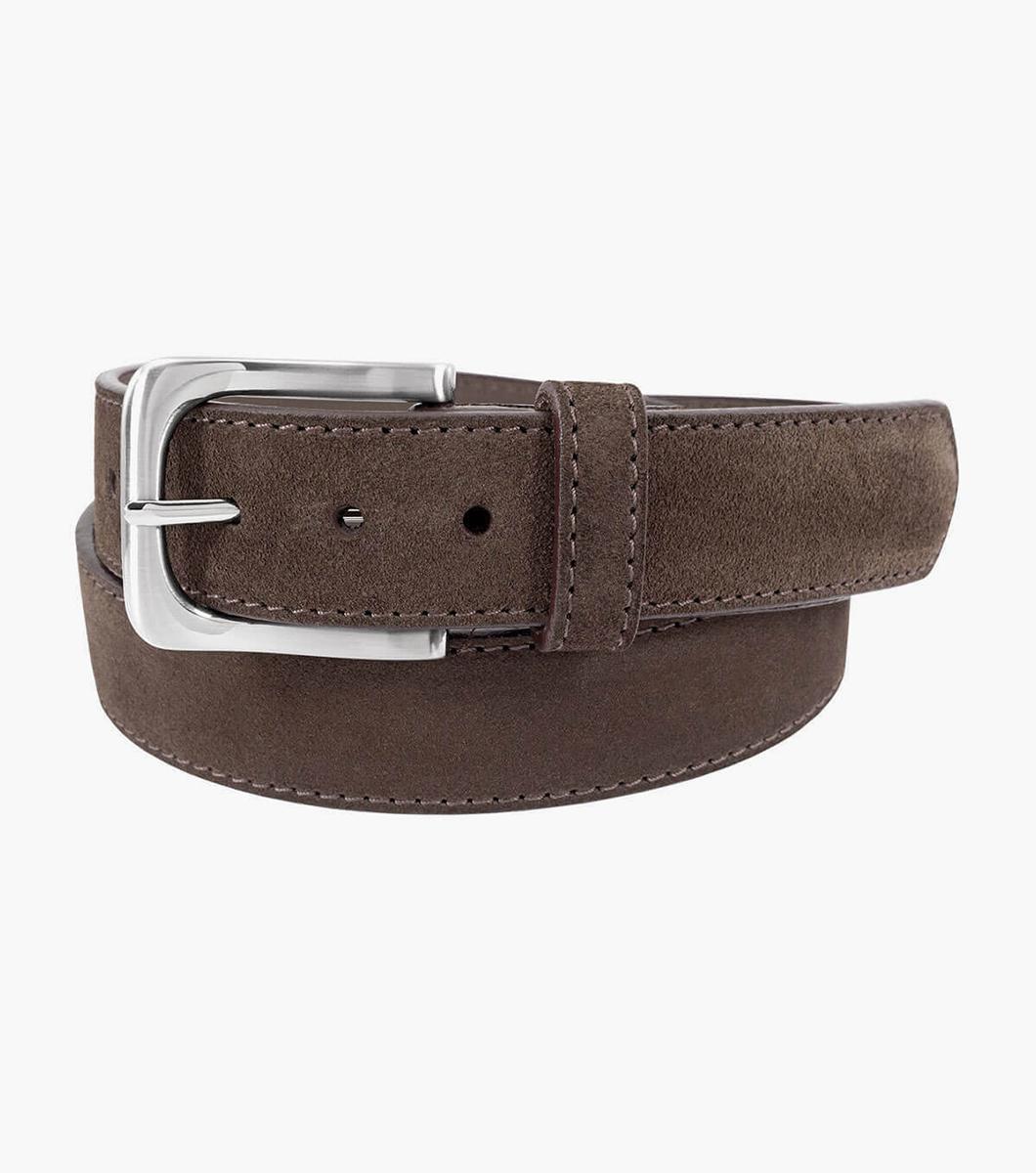 Florsheim Mens Albert Dress Casual Leather Belt