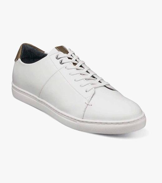 Florsheim Watts Lace Up Oxford Casual Sneaker