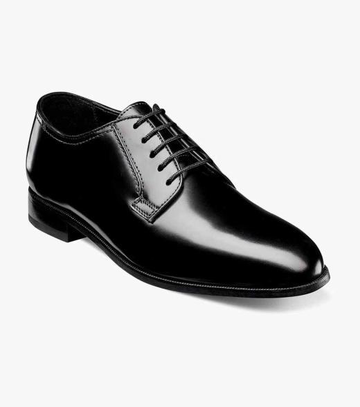 Florsheim Mens Potenza Plain Toe Oxford Dress Shoe