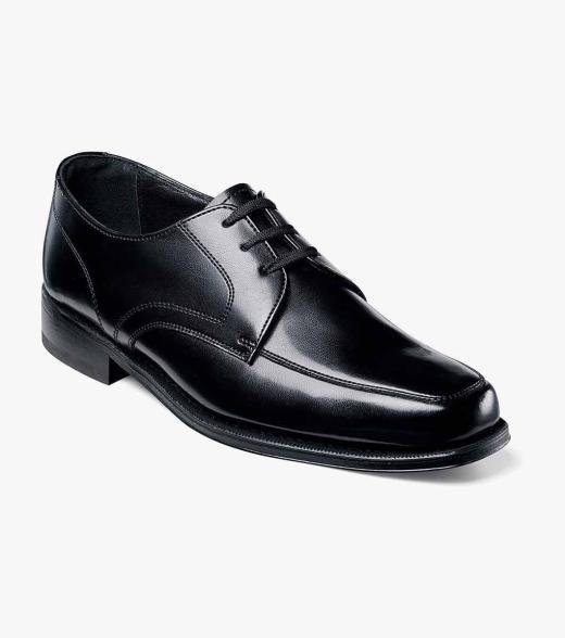 Florsheim Men's Richfield Moc Toe Leather Classic Oxford