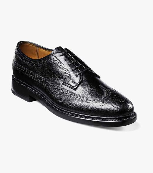 Kenmoor Florsheim Men's Kenmoor Wingtip Leather Imperial Oxford