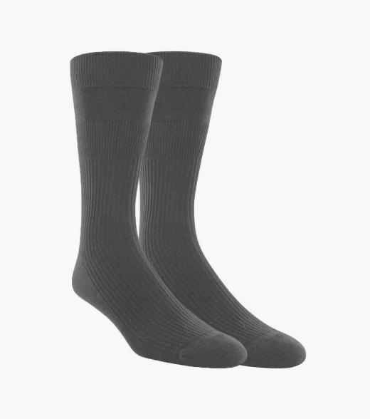 Non-Binding Crew Socks