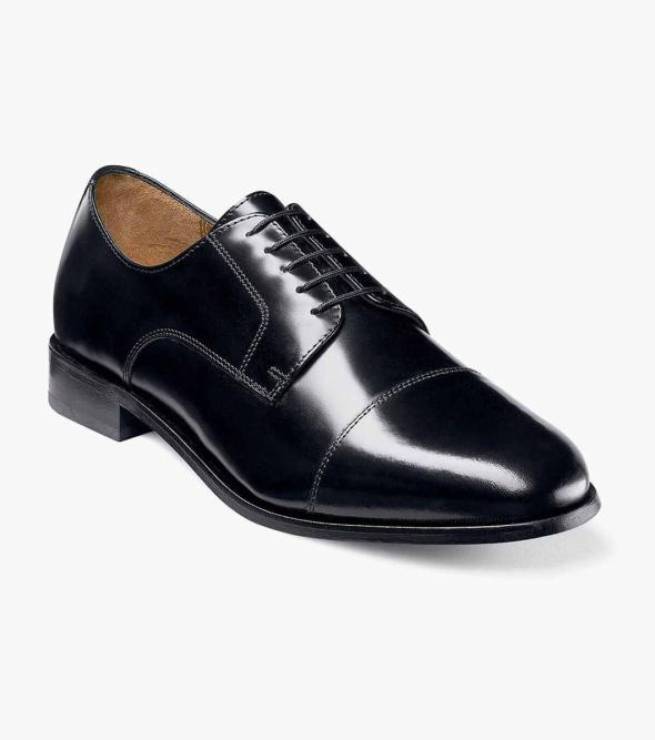 Broxton Cap Toe Oxford