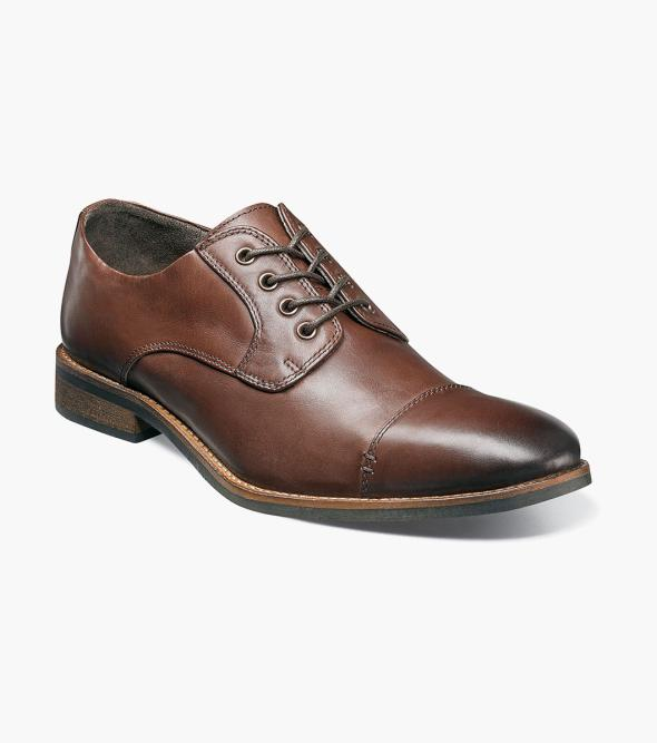 Hanlan Cap Toe Oxford