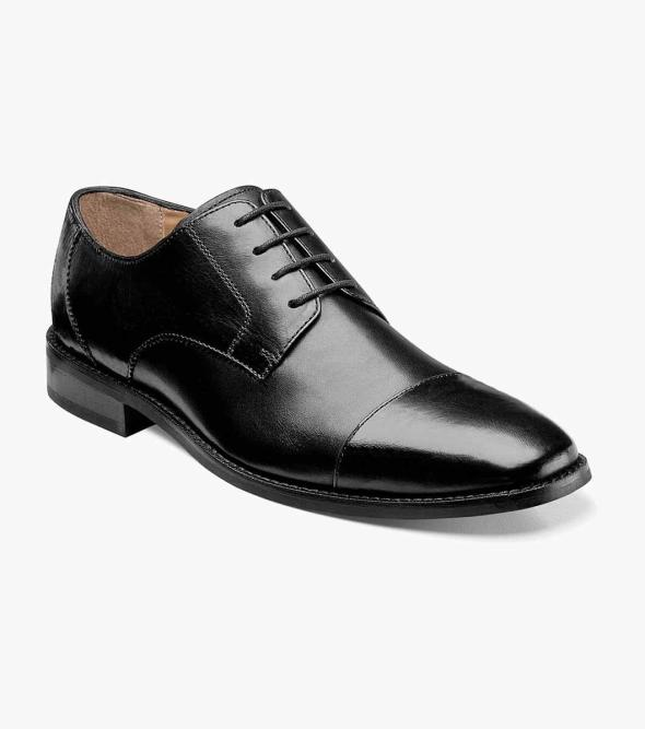 Montinaro Cap Toe Oxford