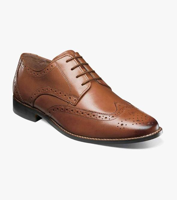 Matera Wingtip Oxford