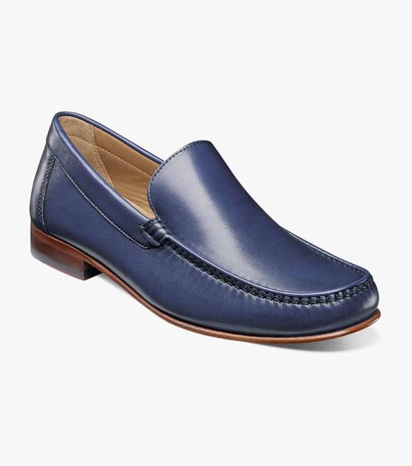 Beaufort Moc Toe Venetian Loafer
