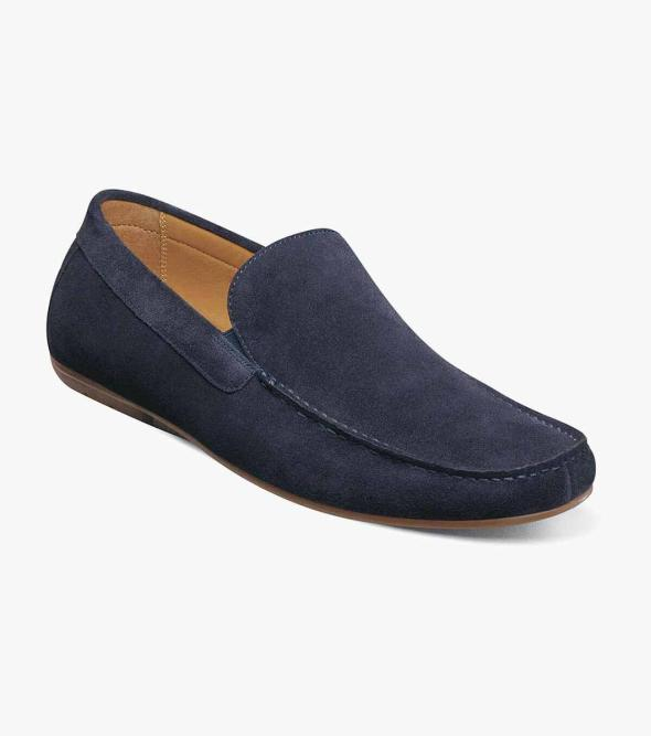 Dubino Moc Toe Venetian Slip On