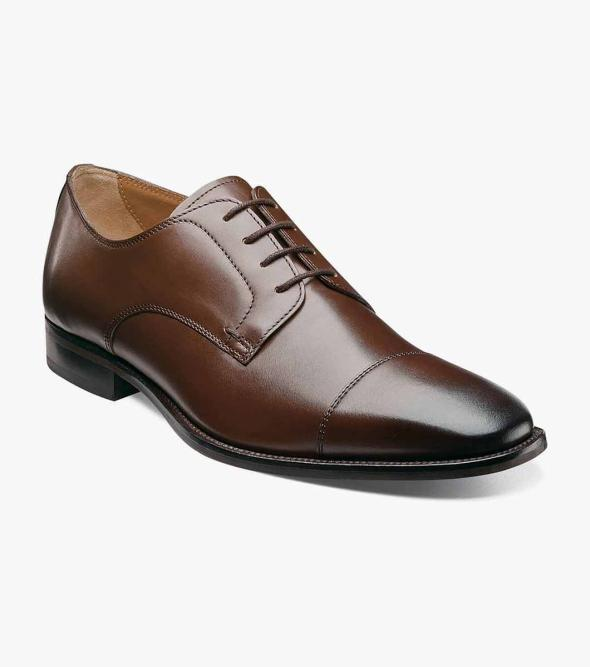 Sabato Cap Toe Oxford
