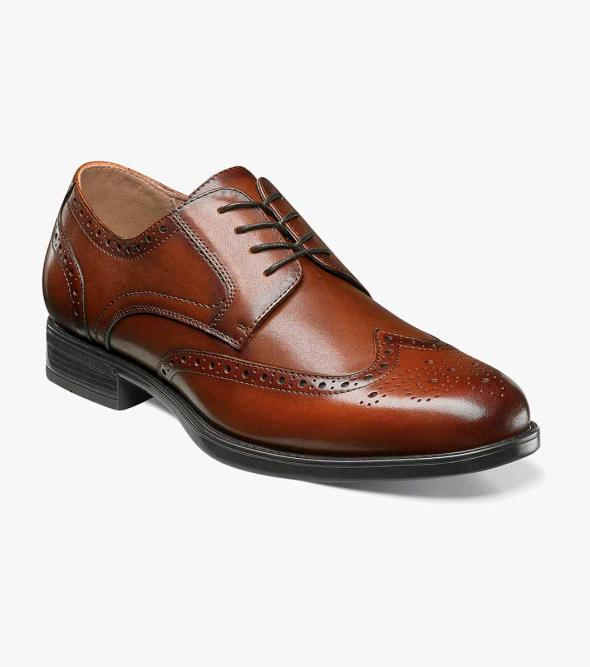 Midtown Wingtip Oxford
