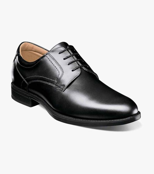 Midtown  Waterproof Plain Toe Oxford