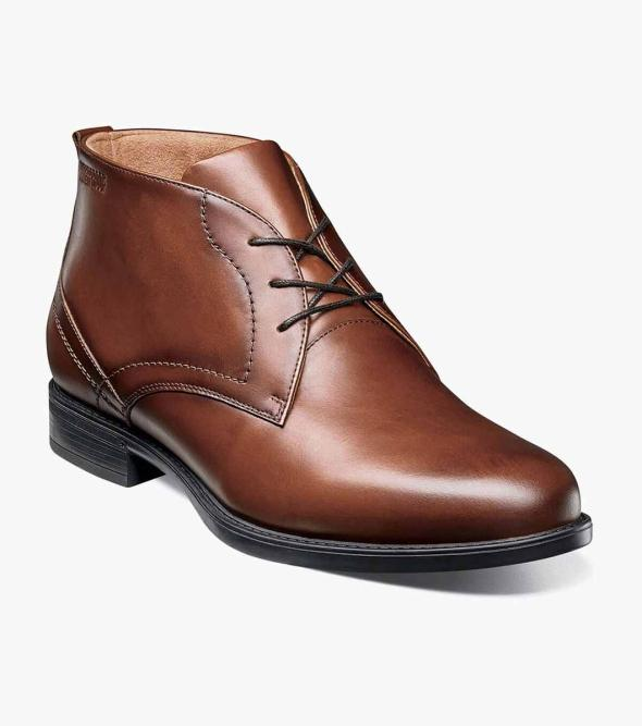 Midtown  Waterproof Plain Toe Chukka