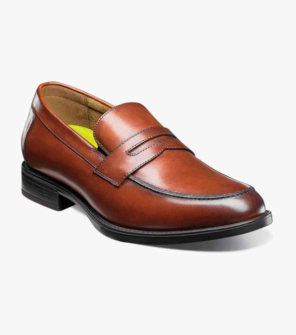 Midtown Moc Toe Penny Loafer