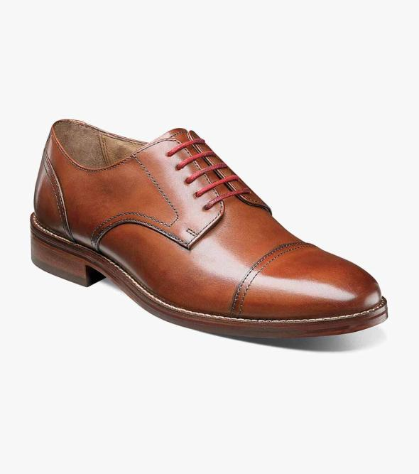 Salerno Cap Toe Oxford