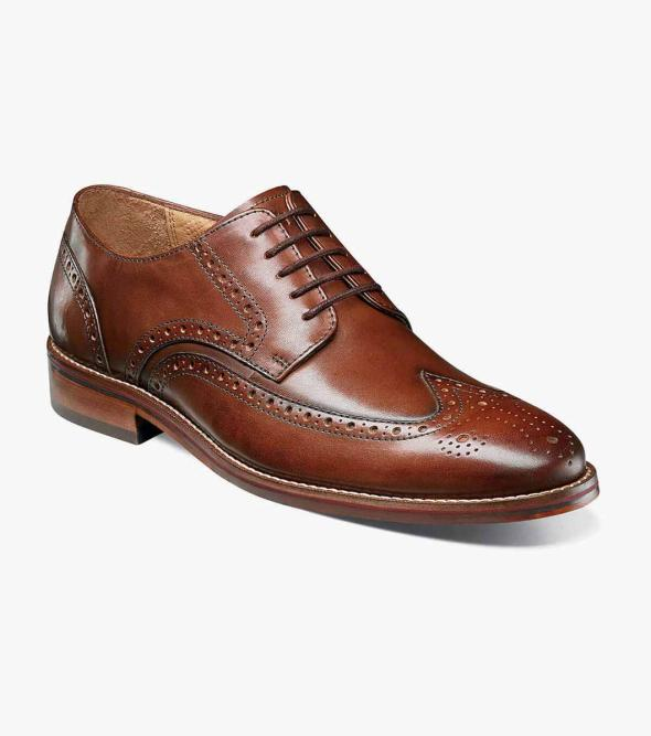 Salerno Wingtip Oxford