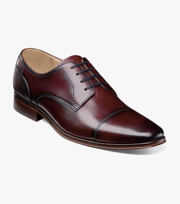 Palermo Cap Toe Oxford