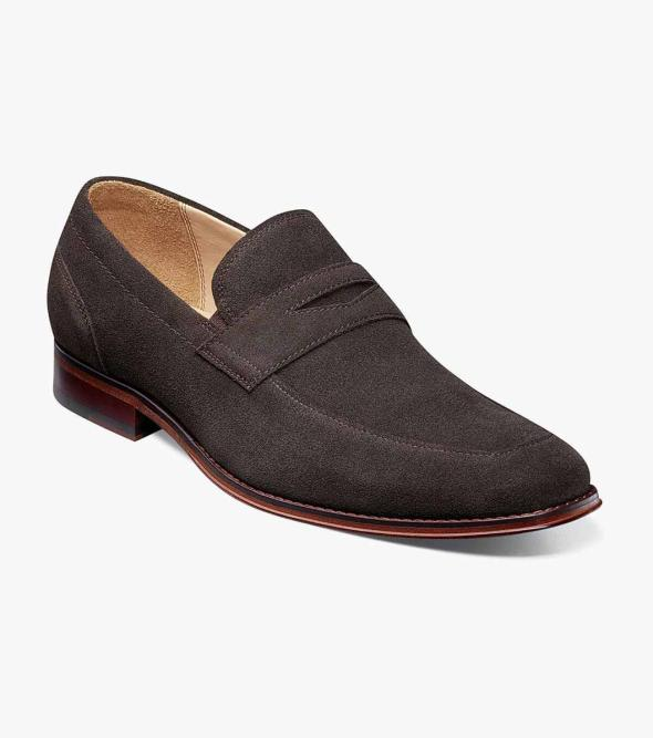 Palermo Moc Toe Penny Loafer