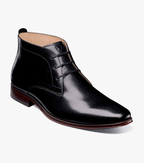 Palermo Plain Toe Chukka Boot