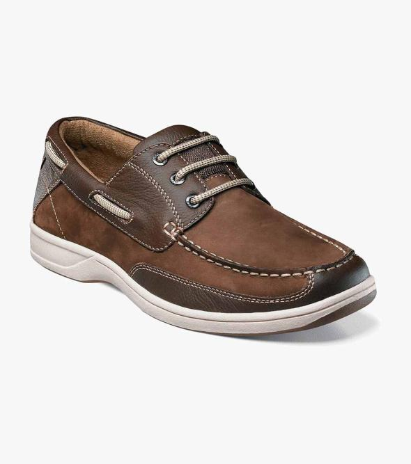 Lakeside  Moc Toe Oxford
