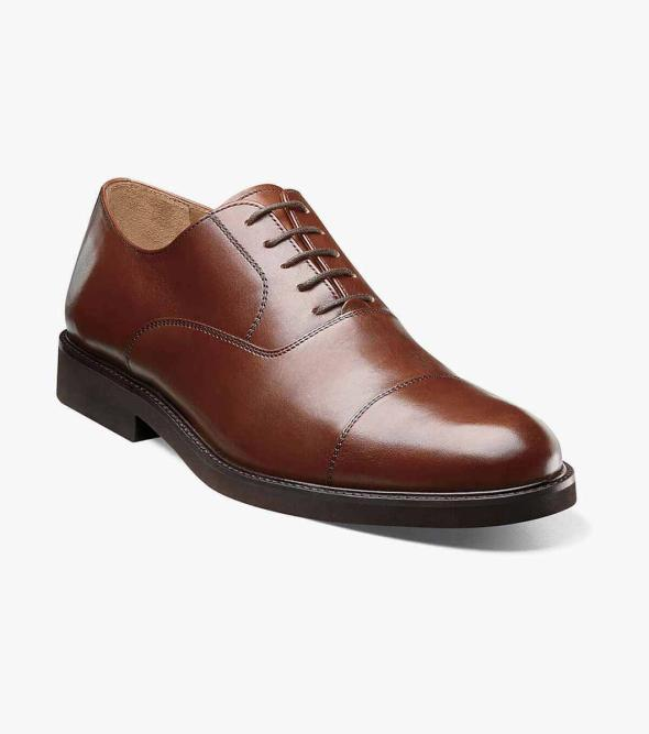 Gallo Cap Toe Oxford