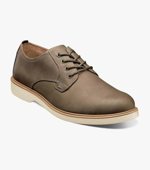Supacush Plain Toe Oxford