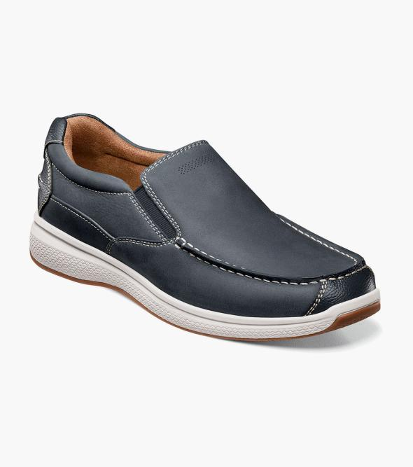 Great Lakes Moc Toe Slip On