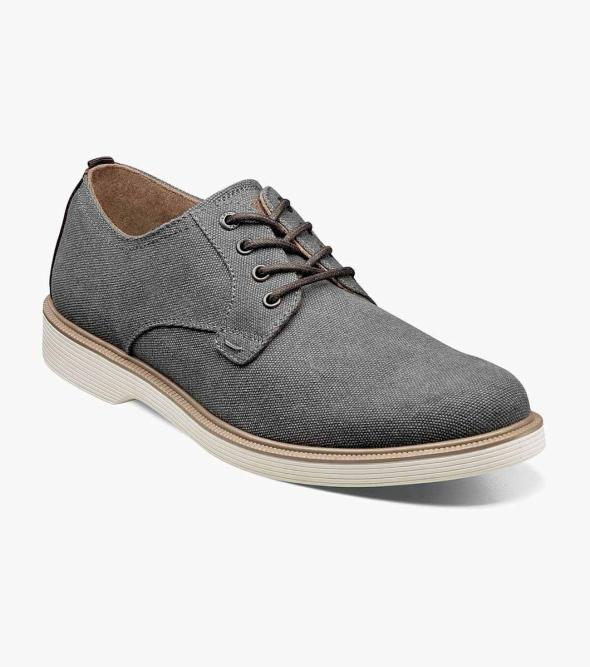 Supacush Canvas Plain Toe Oxford