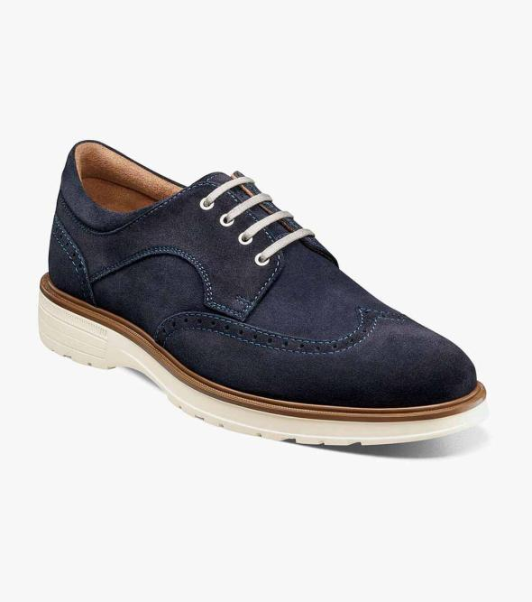 Astor Wingtip Oxford
