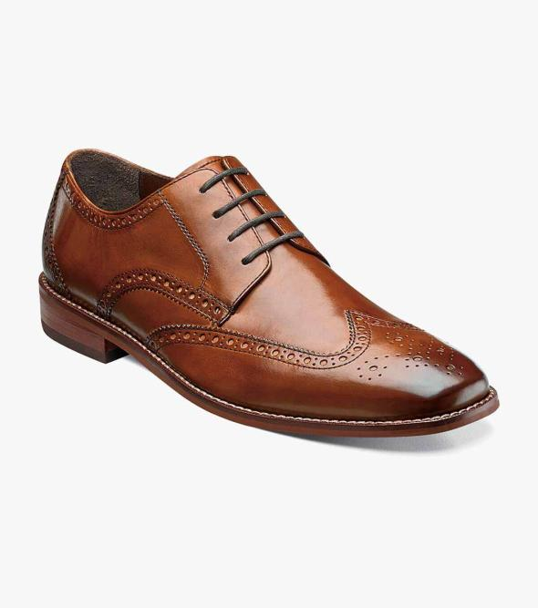 Castellano Wingtip Oxford