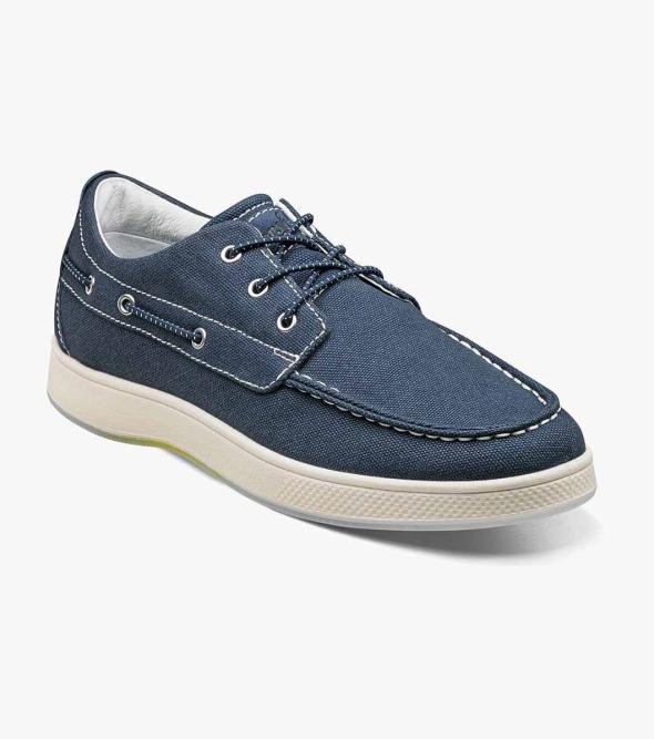 Edge  Moc Toe Boat Shoe