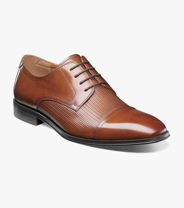 Belfast Cap Toe Oxford