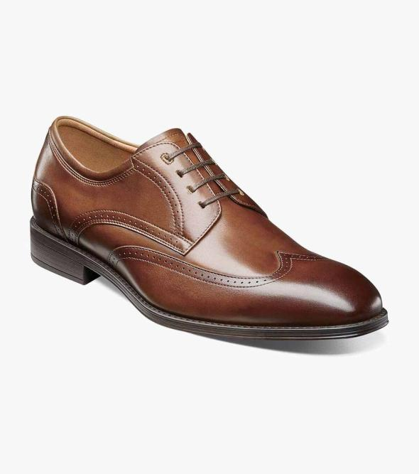 Amelio Wingtip Oxford