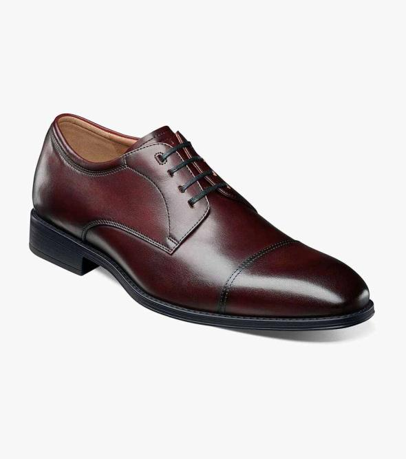 Amelio Cap Toe Oxford