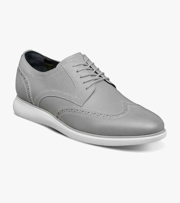 Fuel Reflect Iridescent Wingtip Oxford