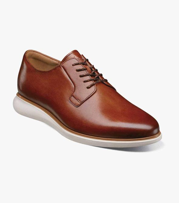 Fuel 5-Eye Plain Toe Oxford