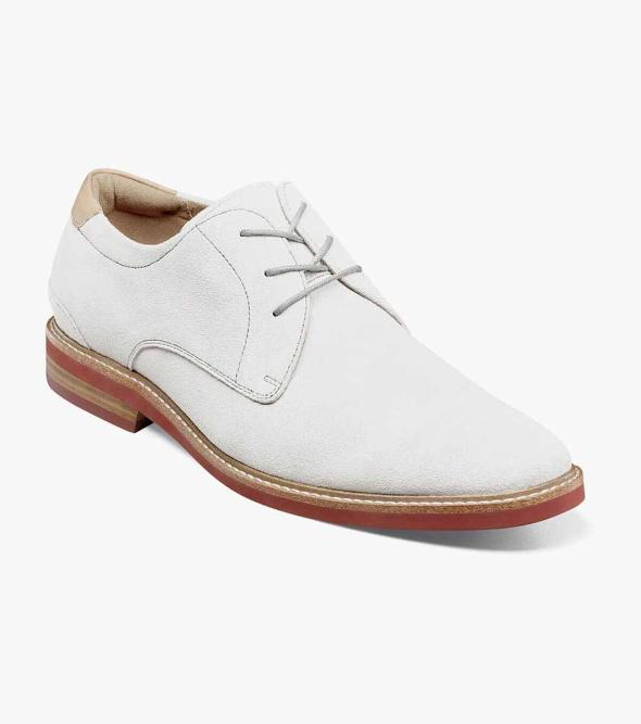 Highland Plain Toe Oxford