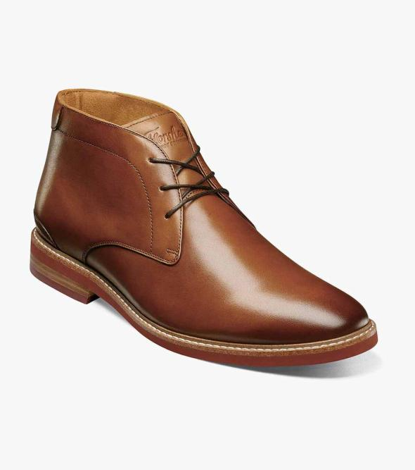 Highland Plain Toe Chukka Boot