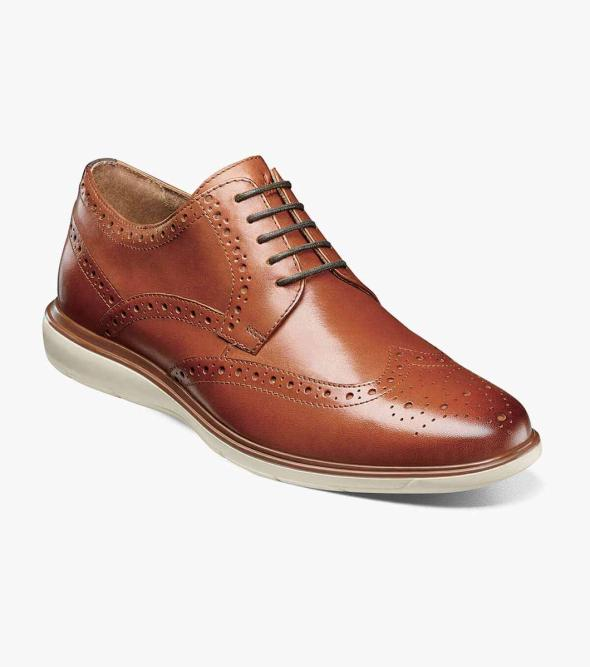 Ignight Wingtip Oxford