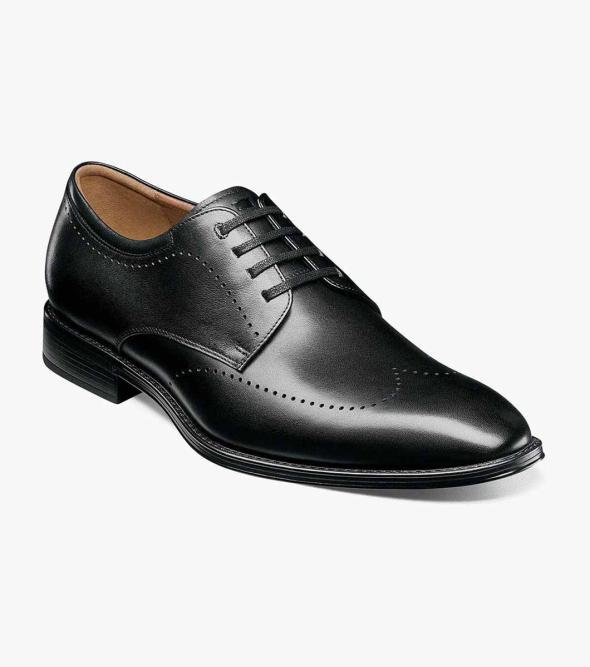 Amelio Perf Wingtip Oxford