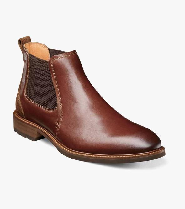 Lodge Plain Toe Gore Boot