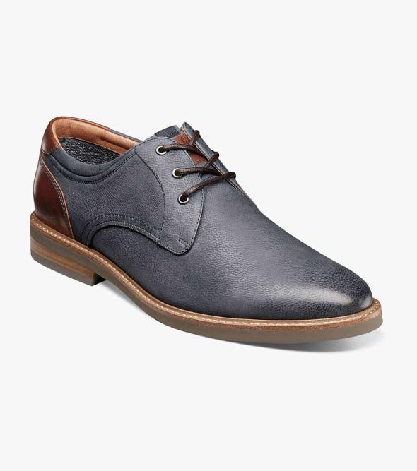 Highland II Plain Toe Oxford