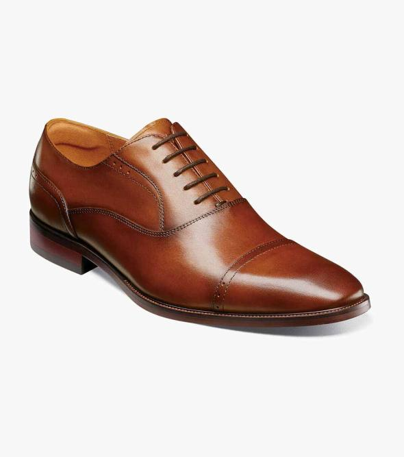 Sorrento Cap Toe Oxford