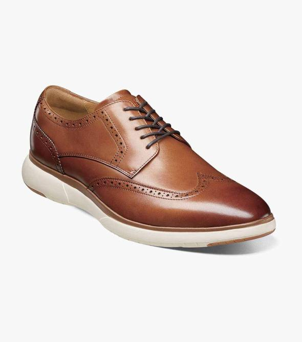 Flair Wingtip Oxford