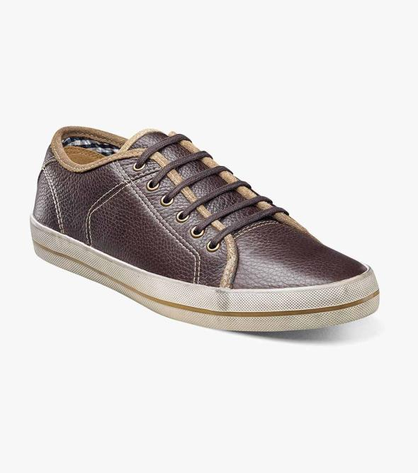 Flash  Plain Toe Lace Up