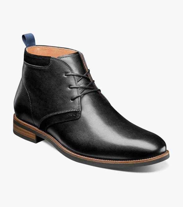 Uptown Plain Toe Chukka Boot