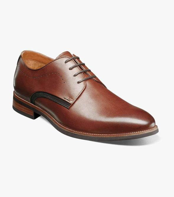 Uptown Plain Toe Oxford