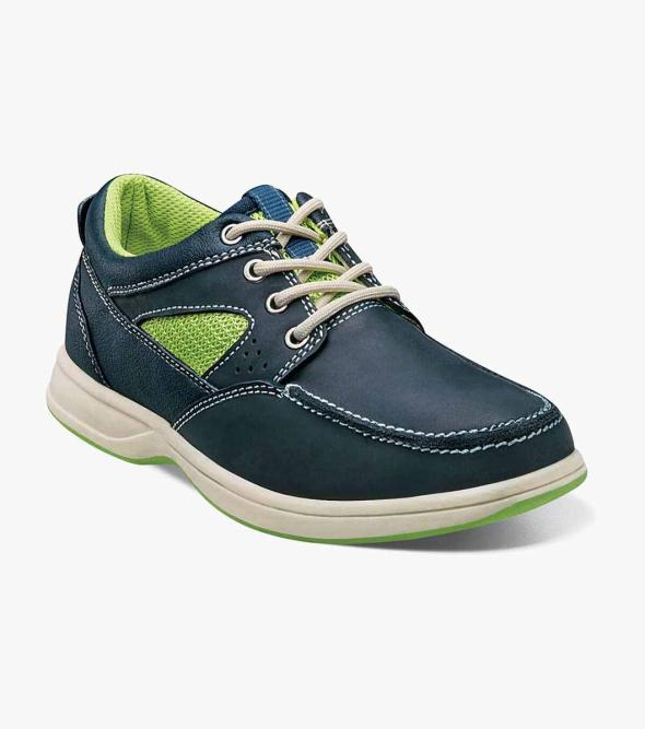 Cove Jr. Moc Toe Oxford